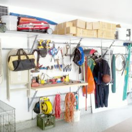 Garage Shelves New Jersey