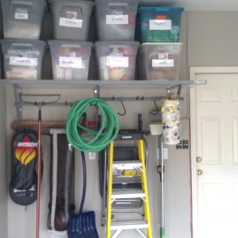 Garage Shelving New Jersey