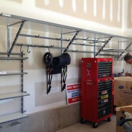 Garage Shelving Bridgewater Organization