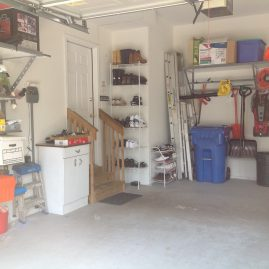 Garage Shelving Bridgewater Cleanliness