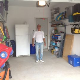 Garage Shelving Bridgewater Happy Customer