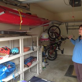 Garage Shelving Bridgewater Kayak