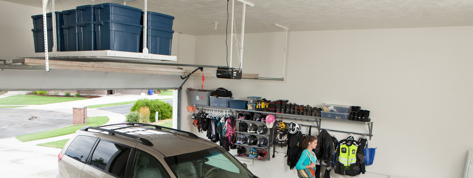 Garage Overhead Storage Monmouth County